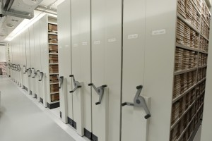 Film archive storage - DR-Byen